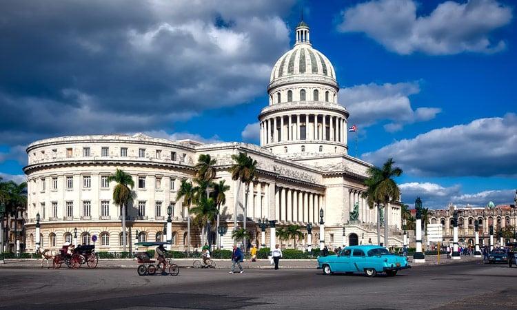 Das Capitol von Havanna