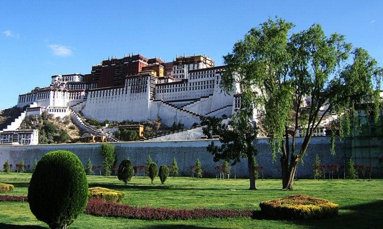 Der Potala Palast