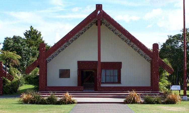 Maori Religionsstätte