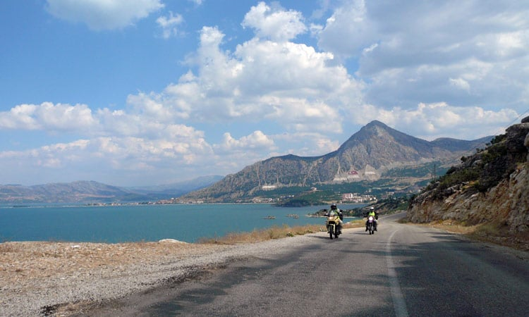 Küstenstrasse Türkische Riviera