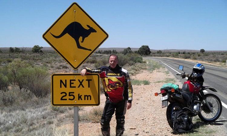 Achtung Kangaroos