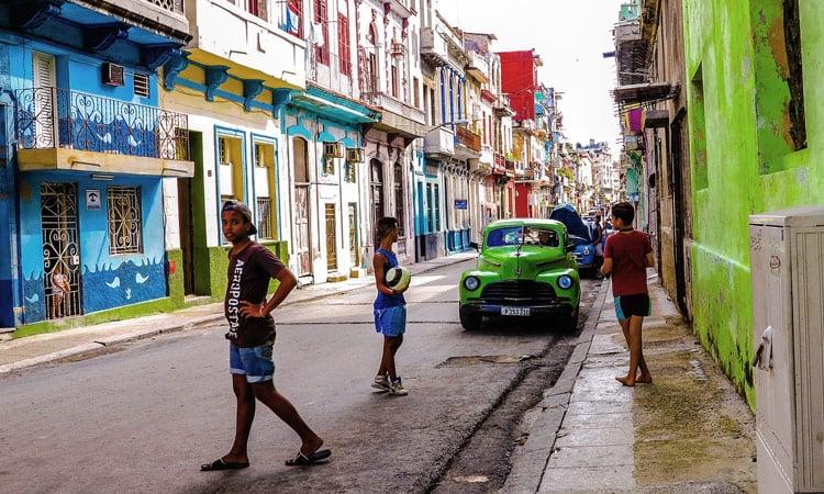 Wir schlendern durch die kleinen Straßen der Altstadt