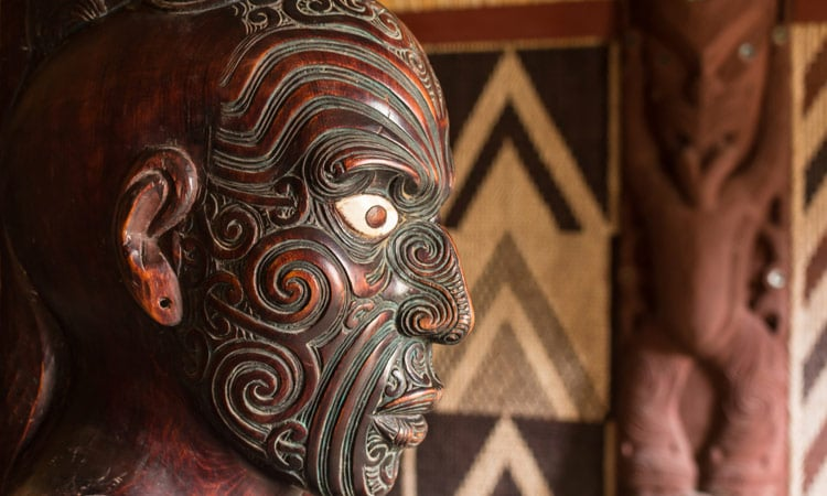 Maori Kunst