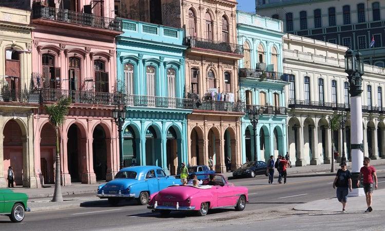 Havanna historische Bauten
