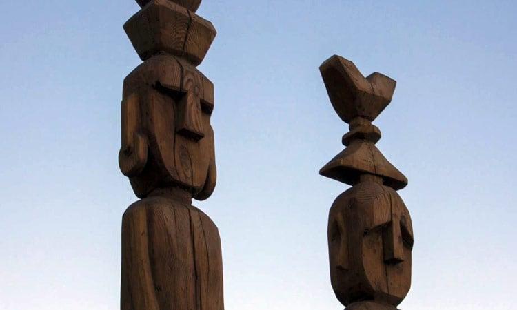 Statuen Bariloche