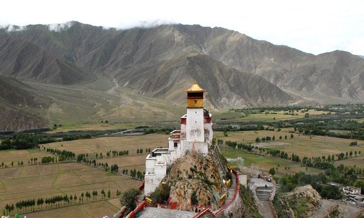 Der Yumbulakhang Tempel