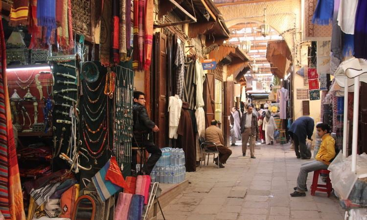 Marokkanischer Bazar