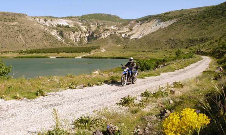 Bergsee Taurus Gebirge