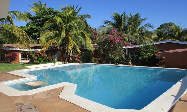 unser Resort am Playa el Cuco