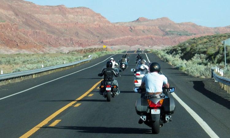 Fahrt Richtung Grand Canyon