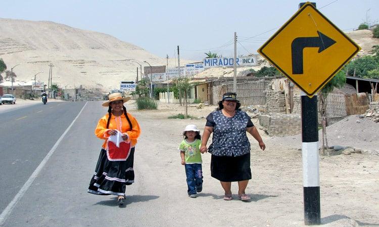 Inka Frauen