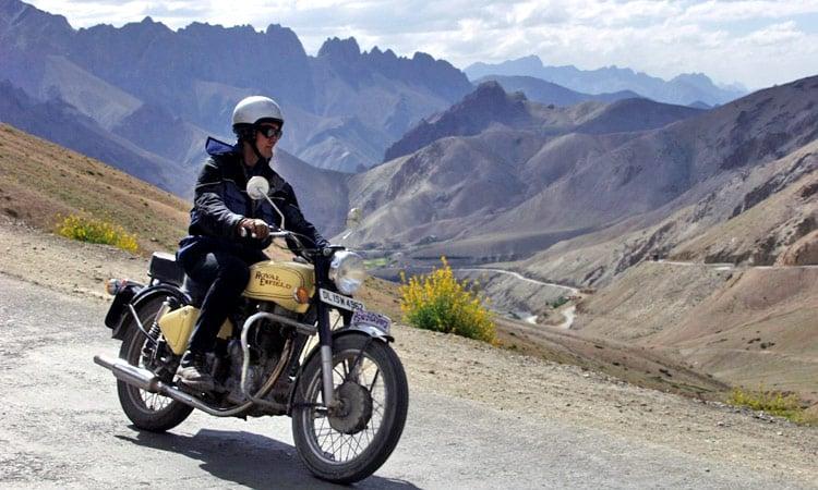 Einmalige Blicke auf die Himalayas