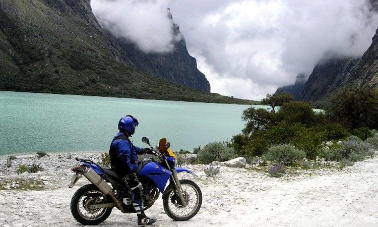 Huaraz Bergsee