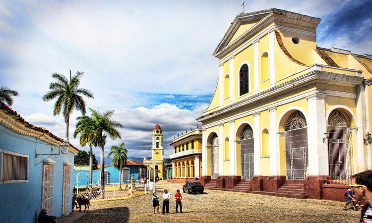 Historische Bauten von Trinidad