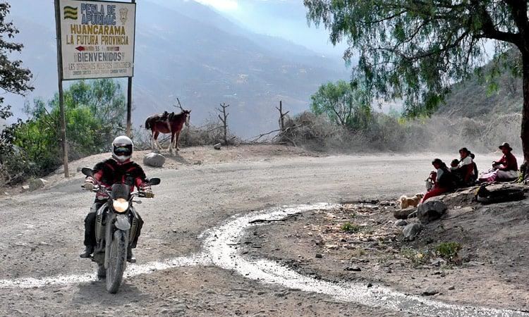Piste nach Huancarama