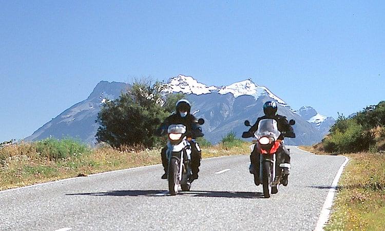 Wir lassen die Berge hinter uns