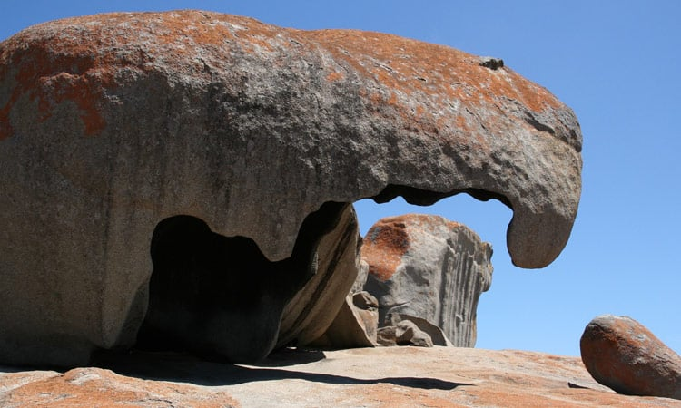 Felsformation auf Kangaroo Island