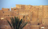 Die weltbekannte Kasbah Ait Benhaddou