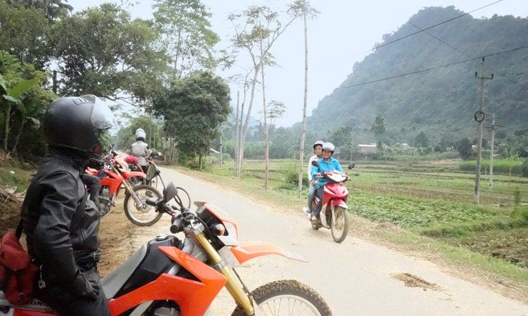 Unser Weg nach Pyay