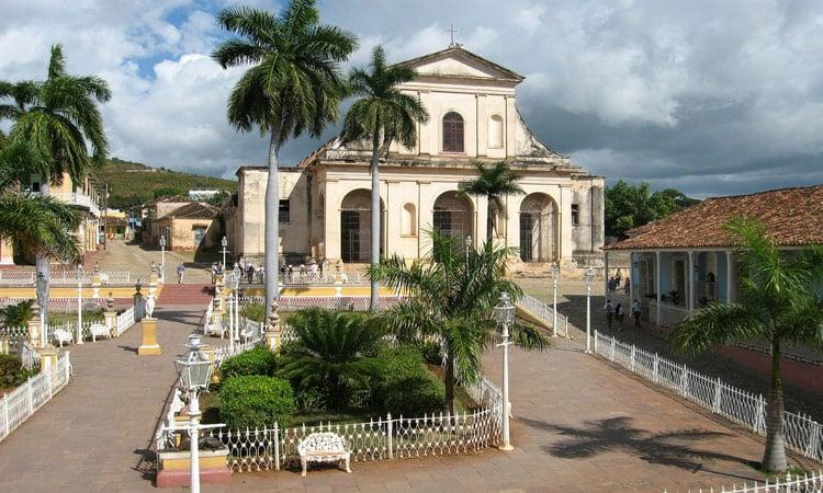 Alte Kirche in Trinidad