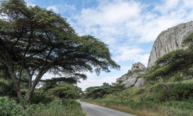 Wir verlassen Harare
