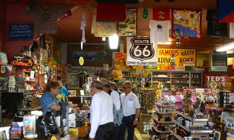 Seligman Route 66 Souvenir Shop
