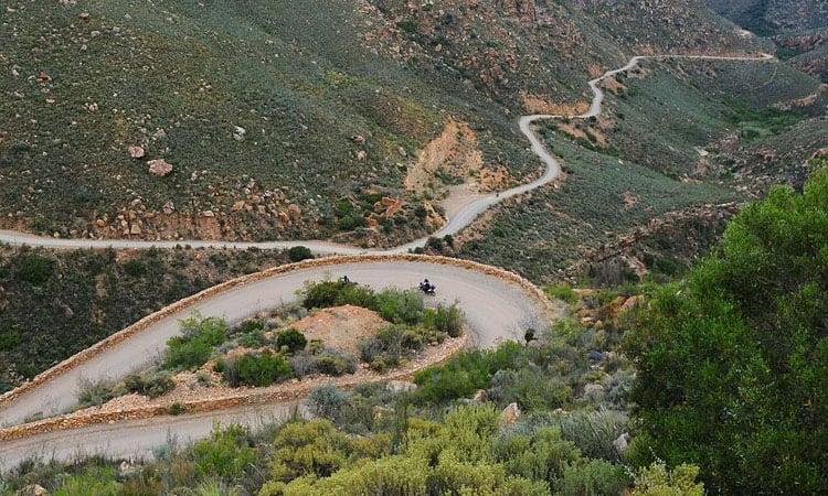 Der Swartbergpass