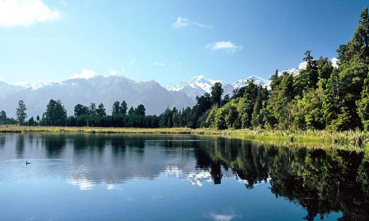 Wanaka See Neuseeland