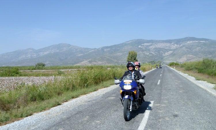Fahrt nach Ephesus