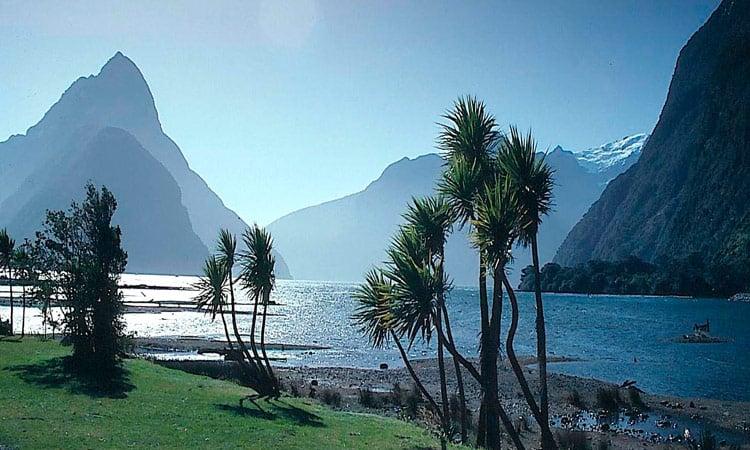 Neuseeland Fjordlands
