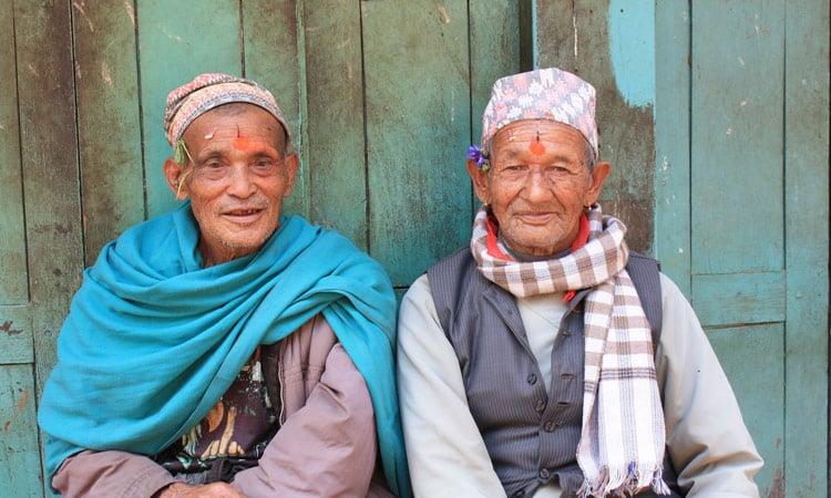 Alte Nepalis