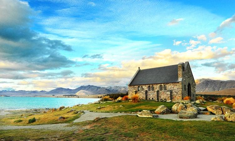 Kapelle am See Tekapo