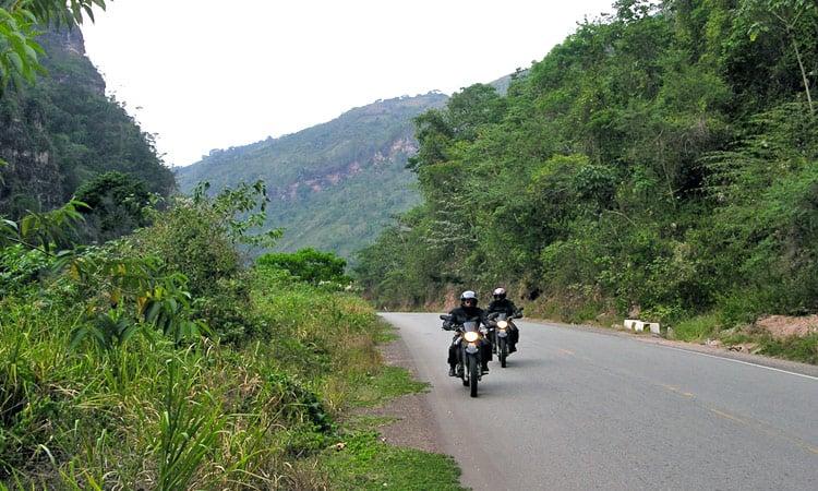 Wir fahren ins Amazonasgebiet