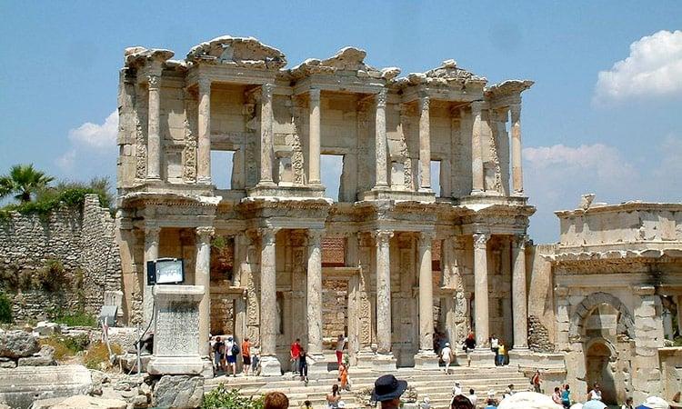 Ephesus Celsusbibliothek