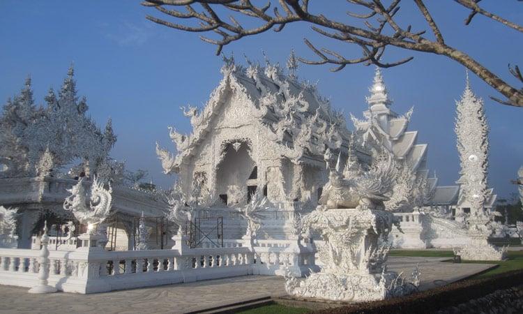 Der weiße Tempel