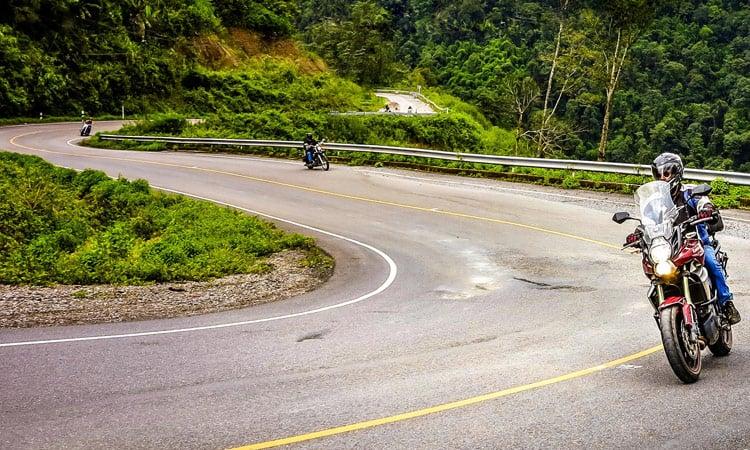 Traumhafte Kurven in Thailand