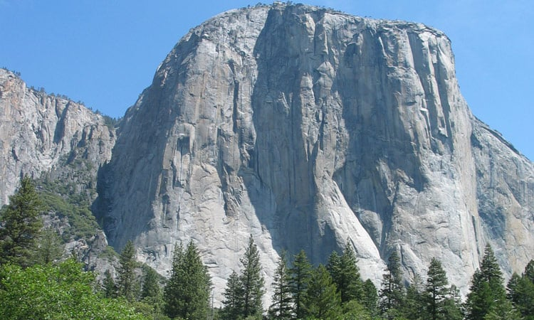 El Capitan im Yosemity National Park