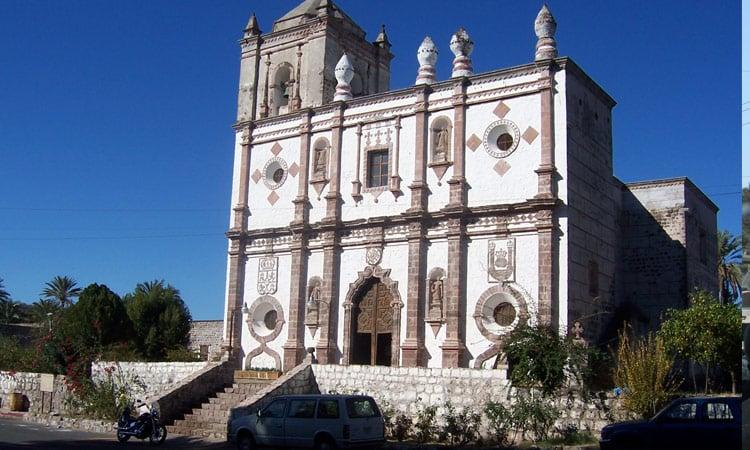 Kirche in San Ignacio