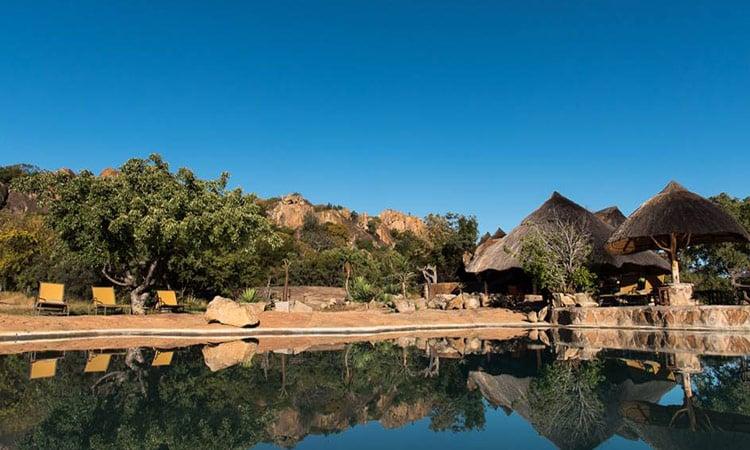 Im Matopos National Park
