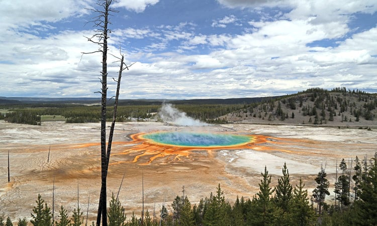 Yellowstone Grand Prismatic