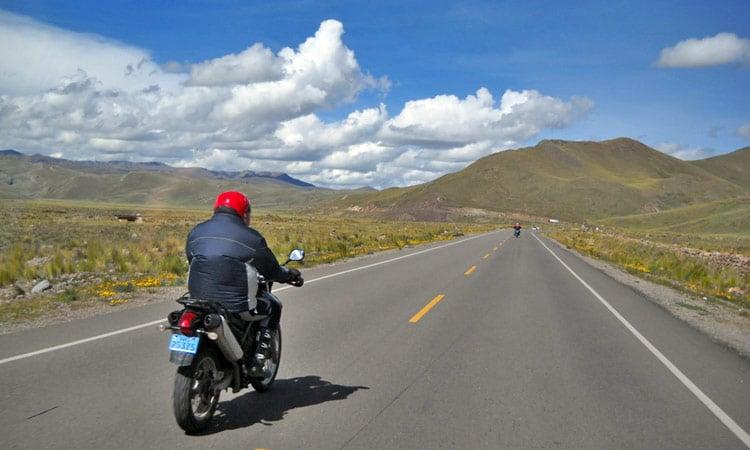 Auf dem Weg zurück nach Lima