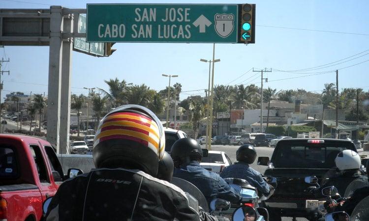 Die Strasse nach Cabo San Lucas