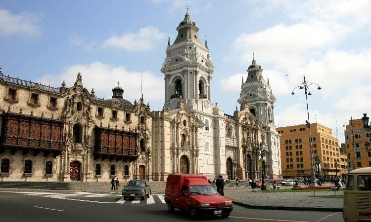 Zurück in Lima