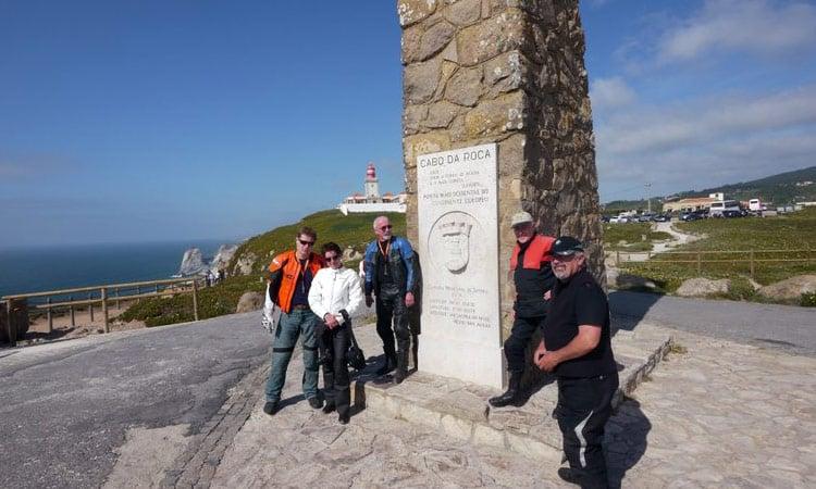 Aussichtspunkt Cabo Da Roca