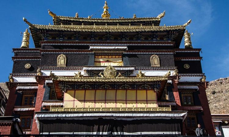 Tahilhumpo Monastery