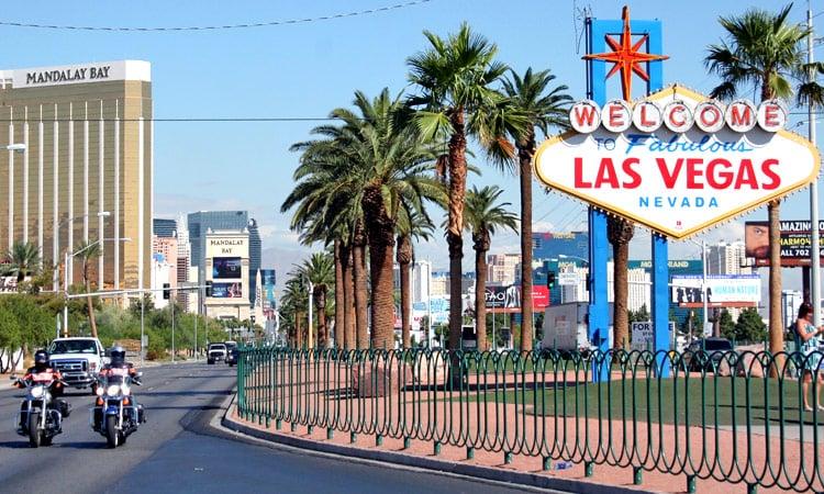 Wilkommen in Las Vegas