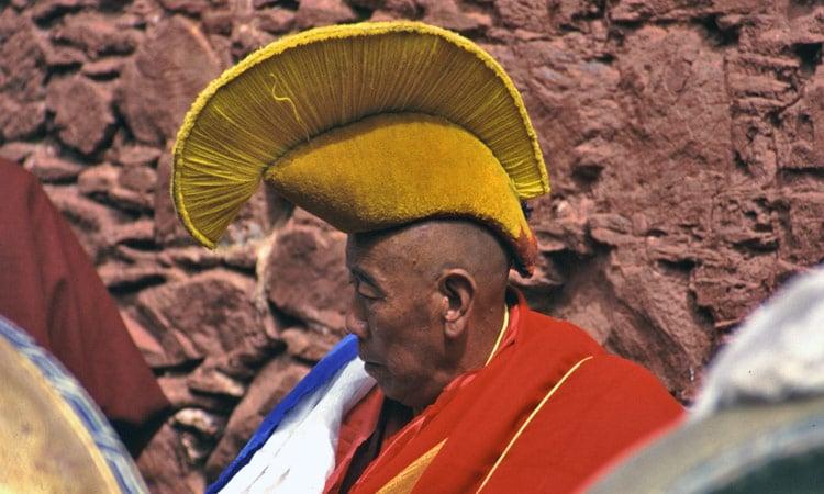Gelupka Mönch