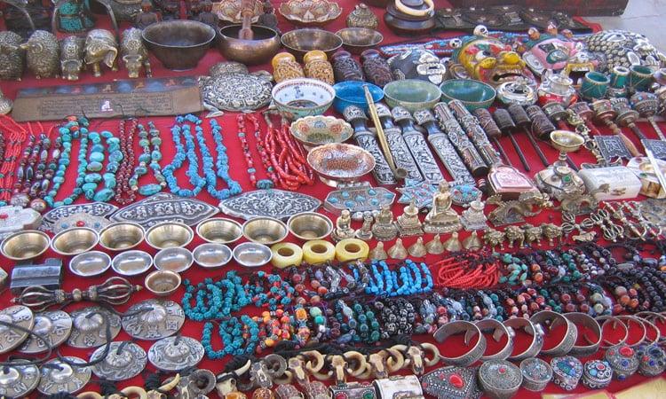Lhasa Souvenirshop