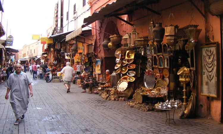 Marrakesch Bazaar