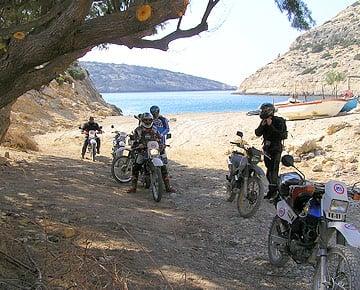 Motorradreisen in Europa und der Türkei